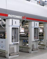 So soll das neue Schmuckstück aussehen (Foto: Rotomec, Bobst Group Italia S.p.A.)