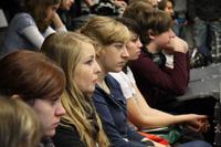 Im letzten Jahr waren zahlreiche Interessenten beim Infotag an der HdM
