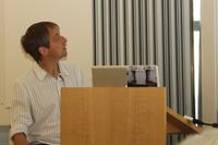 Dr. Rainer Prosi sprach über neue Trends