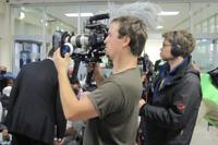 Die beiden Filmemacher sind noch bis Februar 2012 auf Malta