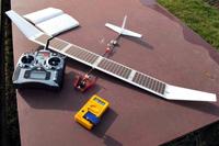 Für das Solarflugzeug gab es eine Auszeichnung