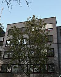 Die HdM in der Wolframstraße