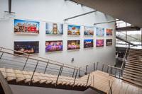 Die Ausstellung in der Hochschule