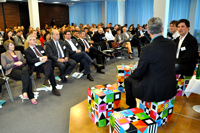 Der Stuttgarter Medienkongress im Geno-Haus