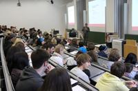 Die Studienangebote der HdM sind beliebt