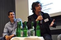 Stuttgarter Medienkongress: Disktuieren mit der Generation Internet (Fotos: HdM Stuttgart / Maik Wieczorek)