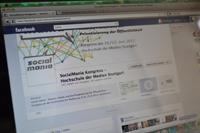 Die Seite zum Kongress im Sozialen Netz