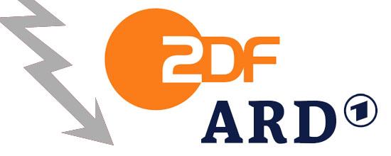 Logos: © ARD, ZDF