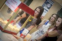 Popcorn versüßte die Sendung des Studentenfernsehens Stufe