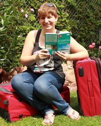 Christine Rehm verbringt ihr Praxissemester in Südafrika