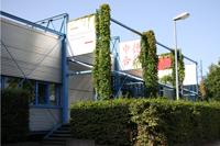 Der Pavillon wird ersetzt