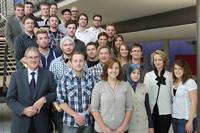 Die Teilnehmer der ersten Summer School für Unternehmensnachfolge