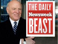 """The Daily Newsweek Beast"" (Foto: inquisitr.com)"