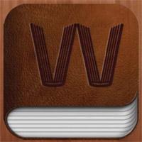 """Das Logo der App """"Wörterbuch des Buches"""""""