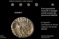 Im Film wird erklärt, wie sich Münzen mit der Zeit ändern