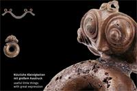 Die Kelten haben Alltagsgegenstände kunstvoll verziert, unter anderem Jochringe