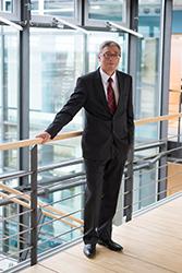 Der frisch gewählte HdM-Kanzler: Oberregierungsrat Peter Marquardt
