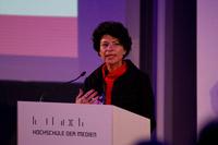 Prof. Dr. Petra Grimm (Fotos: HdM, Kim Kreiser)