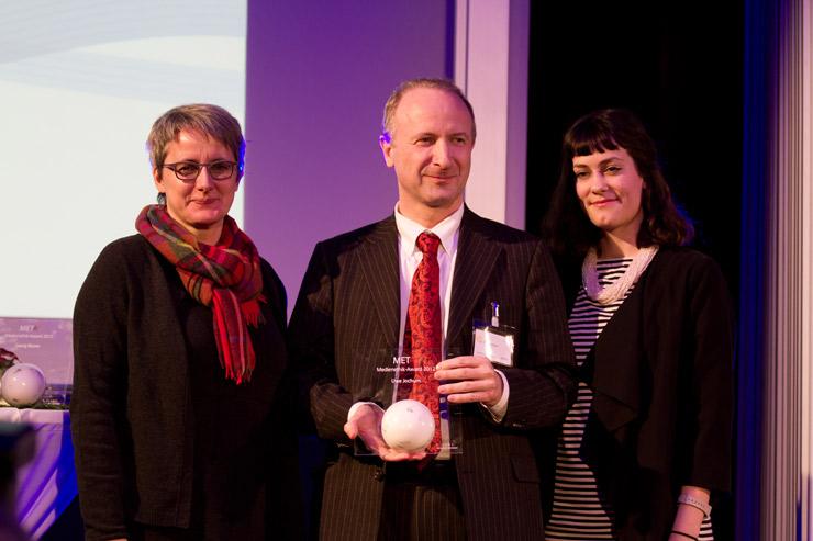 Silke Krebs, Uwe Jochum, Hannah Schneider (v.l.n.r.)