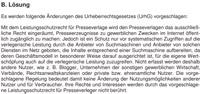 Das Gesetz soll das Urheberrecht der Presseverleger besser schützen, Foto: www.bmj.de