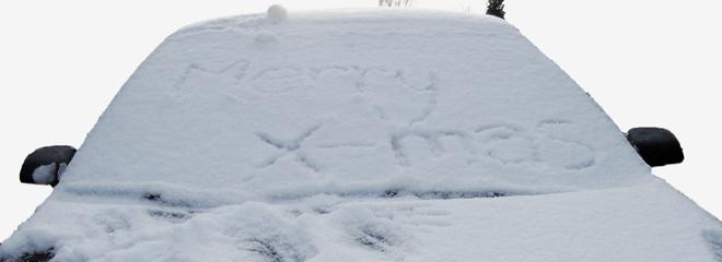Wenn es draußen kalt wird und schneit, kann die Heimfahrt auch mal länger dauern.