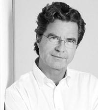 Verleger, Buchautor und Vorstandsvorsitzender Dr. Florian Langenscheidt ist eingeladener Talkgast.