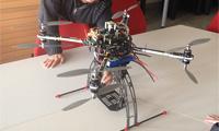 Werbekampagnen mit Drohnen und Flying Robots - Zur Detailansicht