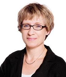 Alumni Brigitte Döllgast: Leiterin der Bibliothek des Goethe-Instituts in New York.
