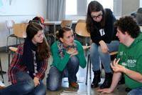 """Um aktives, kooperatives Lernen geht es im Workshop """"Lerntechniken und Lernmotivation"""""""