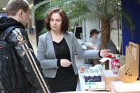 Die HdM bietet regelmäßig Infoveranstaltungen zu ihren Studienangebote an