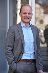 HdM-Alumni und Print-Media-Manager Bastian Gerner.
