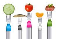 HAPIfork soll ein langsameres Essen bewirken. (Bildquelle: © http://www.hapilabs.com/)