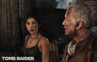 Spielcharakter Lara Croft in Tomb Raider wurde neu überarbeitet. Foto: tombraider.com
