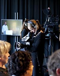 HdM-Studenten machen Fernsehen - von Web-TV bis HD