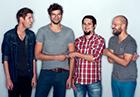"Das Team: Matthias Nagel, Konstantin Ehlers, Paul Dubs und Bernhard Ruoff (v.l.n.r.), Fotos: ""tasty!""."