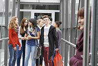 An der HdM studieren über 4000 junge Menschen
