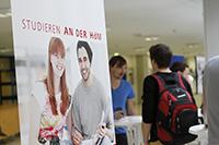 Ab März 2014 hat die HdM einen Standort auf dem Campus in Vaihingen