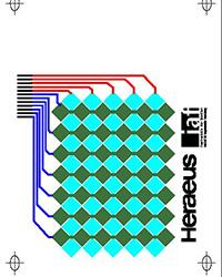 Das Layout für den Druck des preisgekrönten kapazitiven Touchpads. Foto: HdM-Stuttgart