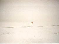 ... und Eisfischen. Der Winter in Finnland startet meist schon im Oktober!
