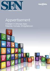 Im neuen SFN-Report untersuchen HdM-Studenten die Bedeutung von Anzeigen in Zeitungs-Apps (Foto: WAN-IFRA).