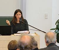 Isabel Heine berichtet über ihre Erfahrungen beim Lernradio.