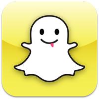 Der Instant-Messaging-Dienst Snapchat wurde 2011 gegründet, Quelle: www.snapchat.com