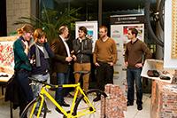 Ein Fahrradkarton mit Mehrwert