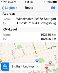 """Mit der App """"Carculatr"""" können sich Autofahrer über eine Sprachsteuerung zum Wunschziel navigieren lassen."""