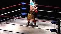 Wrestler und Sozialarbeiter ...