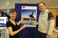 """Die Gründer von """"We are Spaceship"""": Anja und Frank Günzel (Foto: Elisabeth Messerschmidt)"""