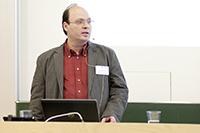 Stephan Richter, Heidelberger Druckmaschinen (Fotos: HdM Stuttgart / Pappert)