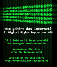 """Digital Rights Day"""