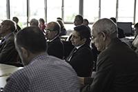 Die Einrichtung gemeinsamer Studienangebote stand im Mittelpunkt (Fotos: Mitra Schmidt)