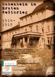 Das Poster zur Ausstellung